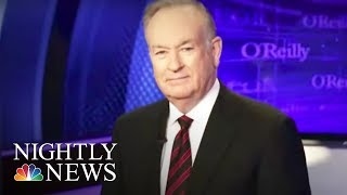 Fox Gave Bill O'Reilly Big Contract After $32 Million Settlement | NBC Nightly News - NBCNEWS