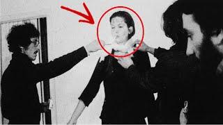 Mujer casi muere x el arte. Marina Abramovic