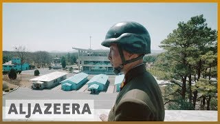 🇰🇵 The road trip from North Korea's capital to the border | Al Jazeere English - ALJAZEERAENGLISH