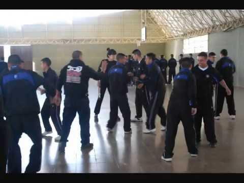 Kapap en la Escuela de Policía Don José de San Martín - Córdoba