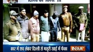 Delhi man bludgeons wife to death, dumps body in Mussoorie - INDIATV