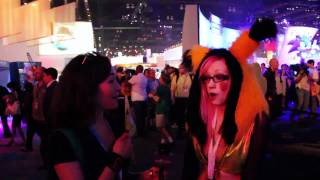 Trade Chat at E3 2012