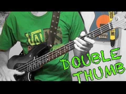 Double Thumb Slap Bass