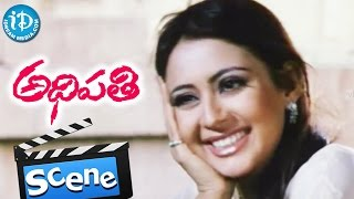 Adhipathi Movie Scenes - Mohan Babu Making Fun Of Preeti Jhangiani || Brahmanandam, Ali - IDREAMMOVIES