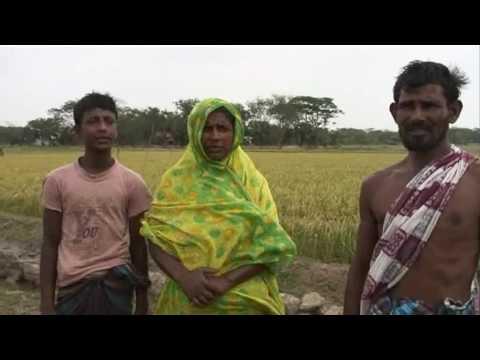 Kvinnor i Bangladesh: Vi vill stanna kvar här!