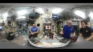 How to make sushi in zero gravity (360 video) - RUSSIATODAY
