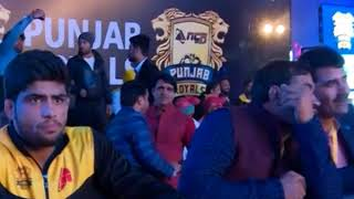 PWL 3 Day 14: Visuals of Punjab Royals after defeating Veer Marathas at Pro Wrestling League - NEWSXLIVE