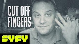 GIVE THE FINGER: FANTORIAL | 31 DAYS OF HALLOWEEN | SYFY - SYFY