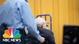 94-Year-Old German On Trial For WWII Crimes Denies He Was A Nazi | NBC News - NBCNEWS