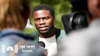 Should Kevin Hart Have Given Up His Oscars Gig? | NBC News Signal - NBCNEWS