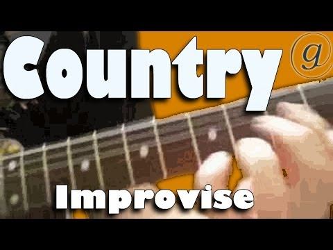 Country Improvisation
