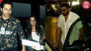 Varun's Rumored Girlfriend Creating A Ruckus?  Sunny Deol Postpones His Movie Due To Tubelight