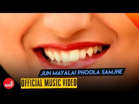 Jun Mayalai Phoola Samjhe By Pramod Kharel