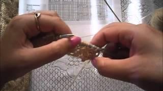 Мастер-класс по вязанию мужского свитера с узором