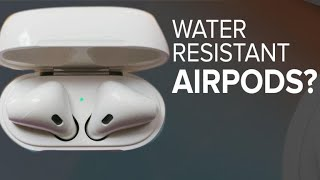 Will Apple's next Airpods be water resistant? (CNET News) - CNETTV
