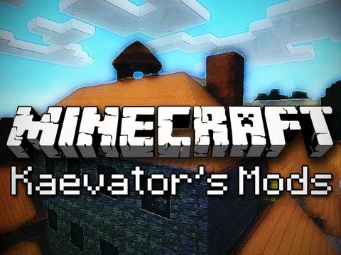Minecraft Mods Slopes Hedges Wallpaper and More Kaevator s Mods