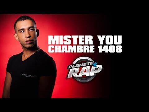 Video mister you chambre 1408 en live dans plante rap for Chambre 13 parole
