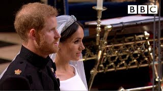 Prince Harry and Meghan Markle's marriage ceremony - The Royal Wedding - BBC - BBC