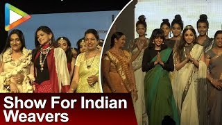 Shishir Baijal Knight Frank India And Imc Ladies Wing Host Show For Indian Weavers - HUNGAMA