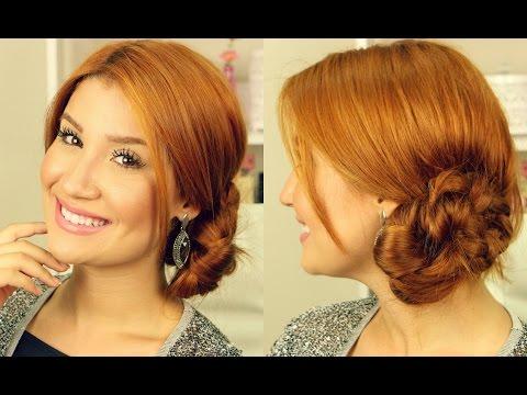Coque de tranças da Kate Middleton - All Things Hair™