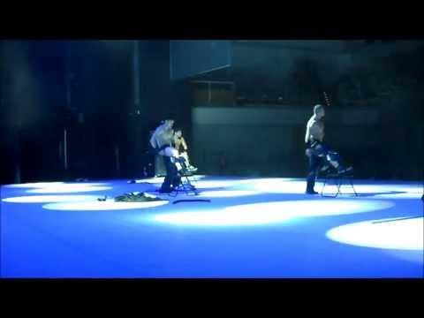 Total Knockout moški striptiz show v Cankarjevem domu