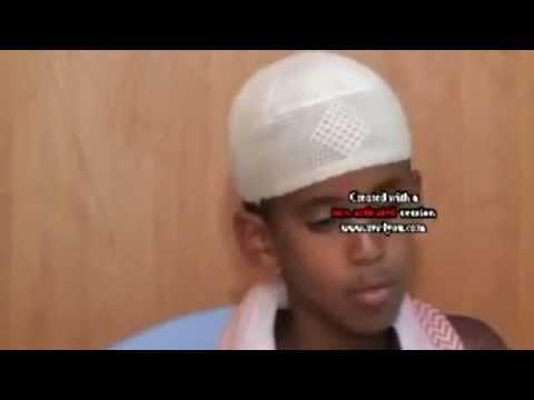 Amazing Quran Recitation By Somali Boy