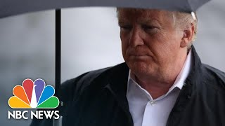Donald Trump Says Saudi King Denies Involvement In Killing Of Missing Journalist | NBC News - NBCNEWS