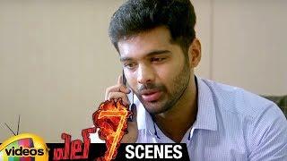 Adith Arun joins a new office | L7 Telugu Movie Scenes | Pooja Jhaveri | Mango Videos - MANGOVIDEOS