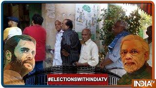 Maharashtra to vote today, Ashok Chavan, Sushil Shinde, Pritam Munde to fight it out - INDIATV