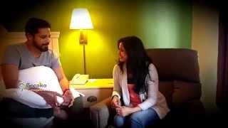 "Singer Sunitha Teasing ""Best Actor"" Nandu Exclusive Video"