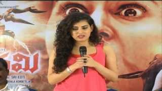 Archana's Panchami Movie Press Meet Live - TFPC