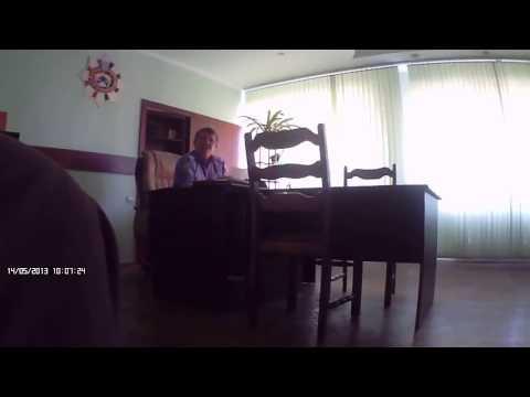 видео камера в кобинете у шефа
