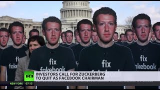 Facebook hired PR firm to label its critics 'agents of Soros' - RUSSIATODAY