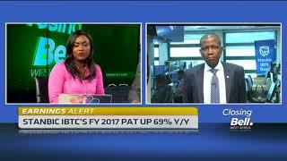 Stanbic IBTC CEO Yinka Sanni talks earnings, outlook for 2018 - ABNDIGITAL