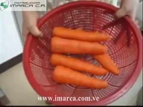 IMARCA Cortadora Cubicadora Rebanadora ralladora en palos de vegetales