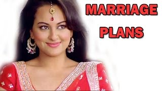 Sonakshi Sinha talks about her Marriage plans! - EXCLUSIVE | Bollywood News