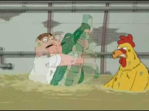 Peter vs Chicken