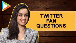 "Shraddha Kapoor: ""I would LOVE to be seen in a film with RANBIR KAPOOR"" 