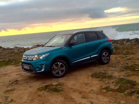 Suzuki Vitara MY 2015, Primo Contatto - First Drive Review