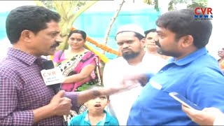 AP CM Chandrababu Naidu Inaugurates PMAY NTR Nagar Houses In Nellore l CVR NEWS - CVRNEWSOFFICIAL