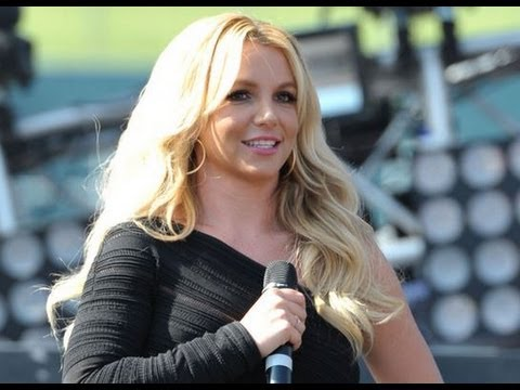 BRITNEY SPEARS INTERVIEW NEW SONG