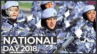 🇶🇦Qatar marks National Day 2018 amid ongoing blockade | Al Jazeera English - ALJAZEERAENGLISH