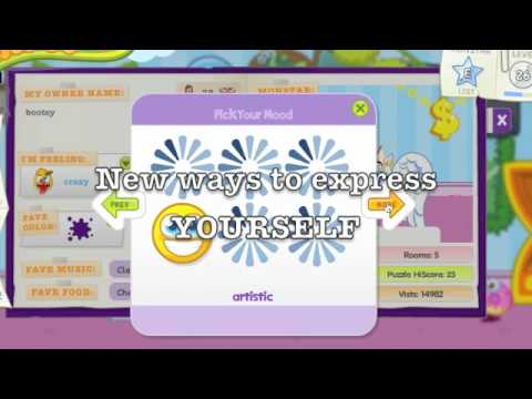 Moshi Monsters Free Online Virtual Pet - New Profile