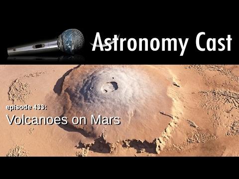 Astronomy Cast Ep. 433: Volcanoes on Mars