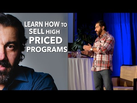 Selling High Priced Personal Training Programs - Bedros Keuilian