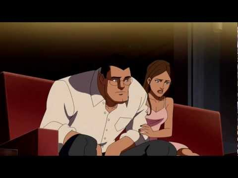 Superman vs. The Elite - DVD Trailer [HD-1080p]
