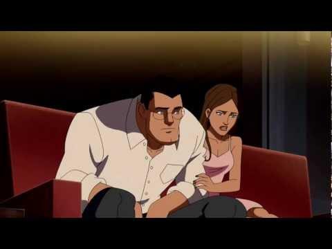 Superman vs. The Elite - DVD Trailer [HD-1080p]