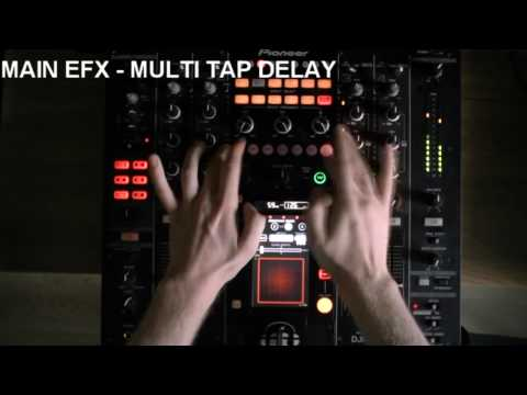 Pioneer DJM-2000 Effects Overview