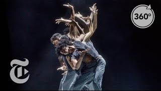 Up Close With Ailey Dancers in Rehearsal | The Daily 360 | The New York Times - THENEWYORKTIMES