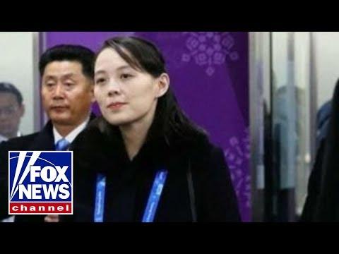 Media całego świata fascynują się wizytą młodszej siostry Kim Dżong Una na Olimpiadzie w Pjongczangu